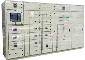 Switchboard-MDB+Detuned Capacitor Bank