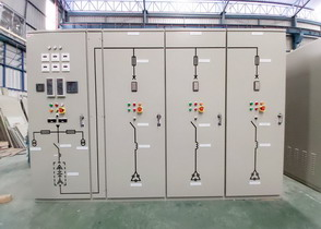 MV Detuned Capacitor Bank